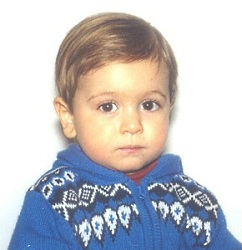 Max's Passport Photo 2005