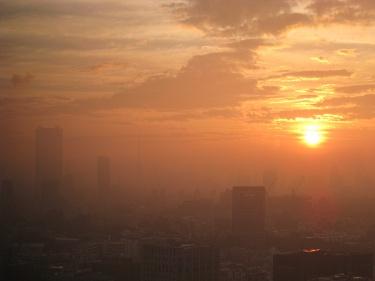 Tokyo Sunrise.